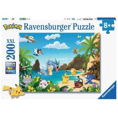 Pokemon puzzle pokemon attrapez les tous 200 pces