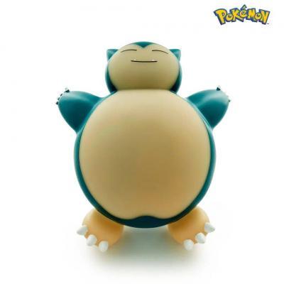 Pokemon ronflex lampe led 25cm
