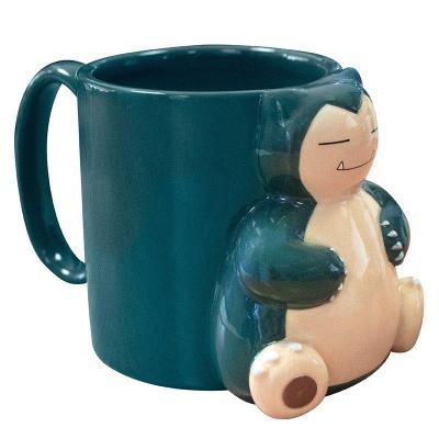 Pokemon ronflex mug 3d 350ml