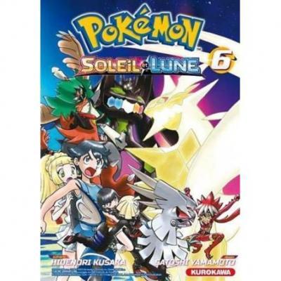 Pokemon soleil et lune tome 6