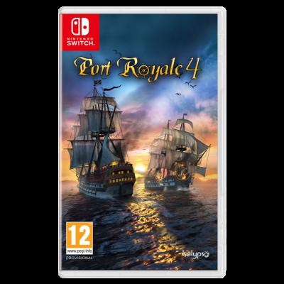 Port royale 4 box uk