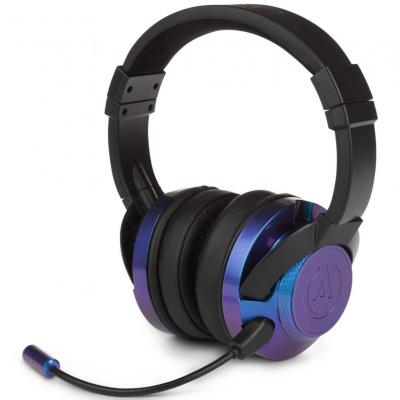 Power a fusion wired gaming headset nebula ps4 xbone pc mac mobile