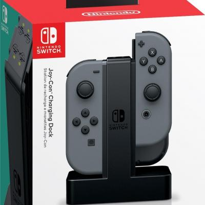 Power a joy con charging dock for nintendo switch