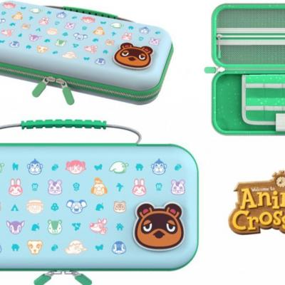 Power a protection case animal crossing for nintendo switch