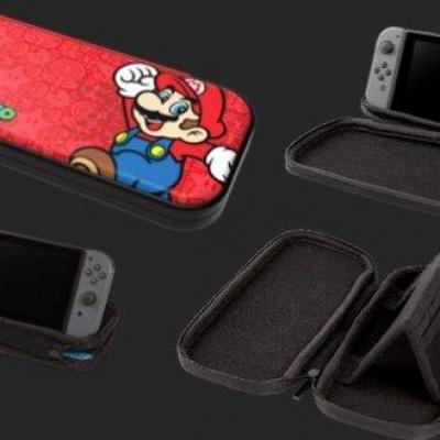 Power a stealth case super mario for nintendo switch