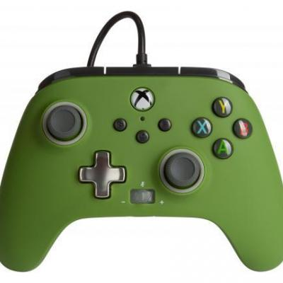 Power a wired controller enhanced soldier xbox series x