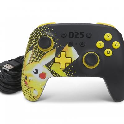 Power a wireless enhanced controller pokemon day for switch