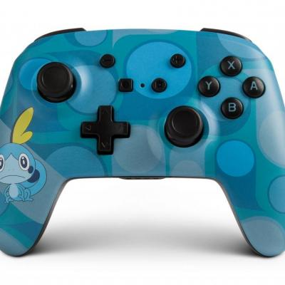 Power a wireless enhanced controller pokemon sobble for switch