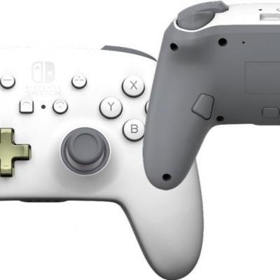 Power a wireless enhanced controller white for switch