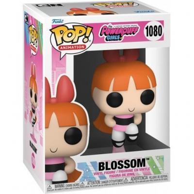 Powerpuff girls bobble head pop n 1080 blossom