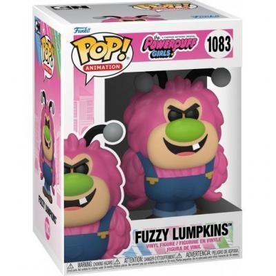 Powerpuff girls bobble head pop n 1083 fuzzy lumpkins