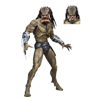 Predator 2018 ultimate assassin predator figurine articulee 28cm