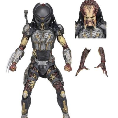 Predator 2018 ultimate fugitive predator figurine 20cm