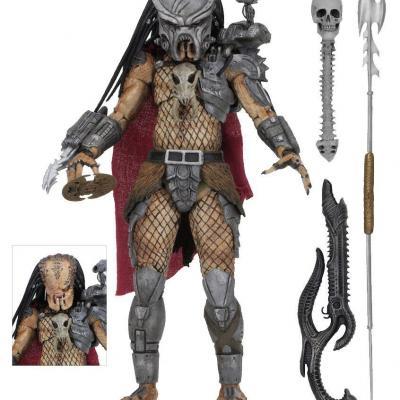 Predator ultimate ahab predator action figure 20cm 1