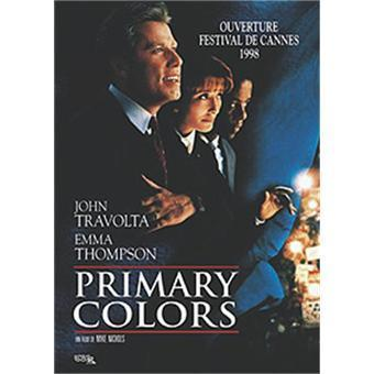 Primary colors dvd occasion