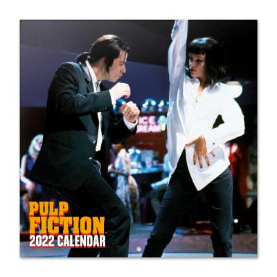 Pulp fiction calendrier 2022 30x30cm