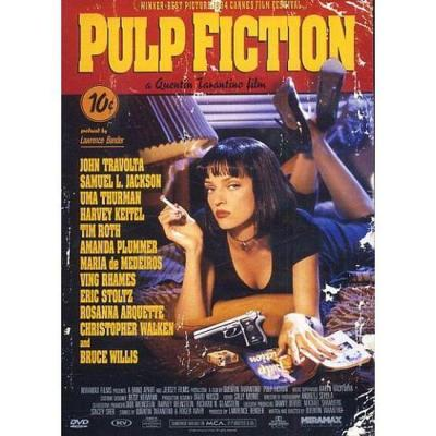 Pulp fiction dvd occasion