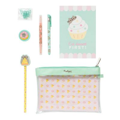 Pusheen foodie collection set papeterie