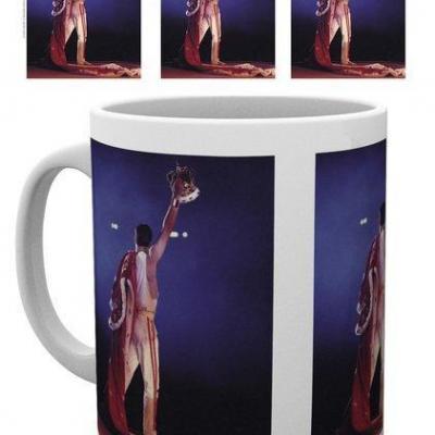 Queen mug 300 ml crown