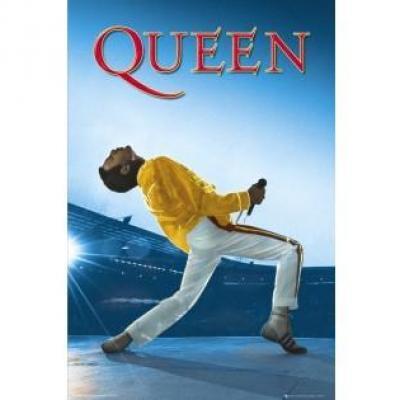 Queen poster 61x91 live at wembley