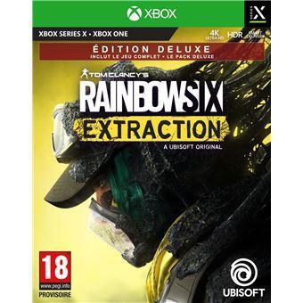 Rainbow six extraction deluxe edition xbox xbox sx
