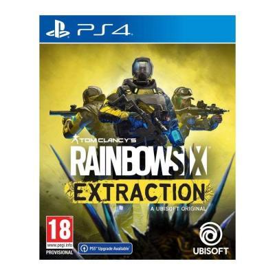 Rainbow six extraction upgrade ps5 free