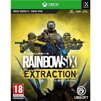 Rainbow six extraction xbox one xbox sx
