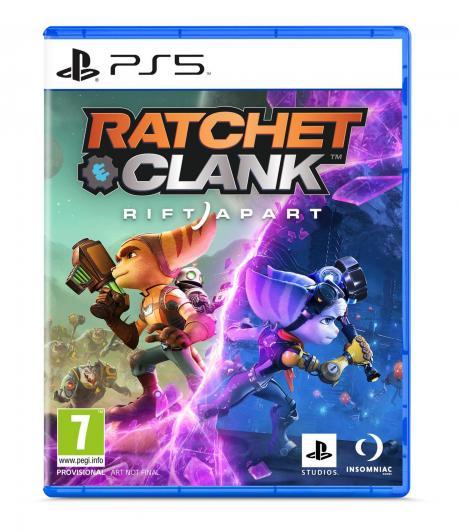 Ratchet clank rift apart 1
