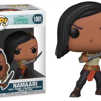 Raya and the last dragon bobble head pop n 1001 namari