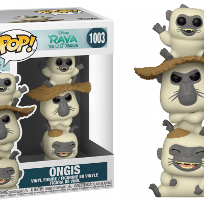 Raya and the last dragon bobble head pop n 1003 ongi