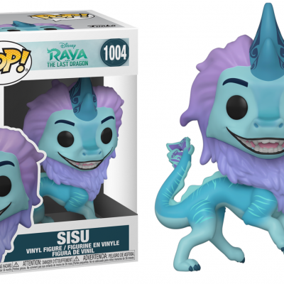 Raya and the last dragon bobble head pop n 1004 sisu as dragon