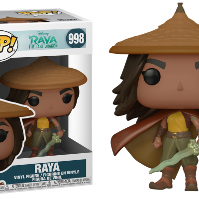 Raya and the last dragon bobble head pop n 998 raya
