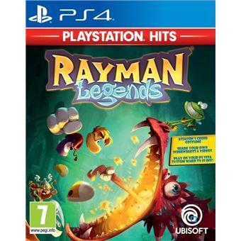 Rayman legends hits