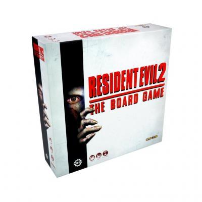 Resident evil 2 le jeu de plateau fr