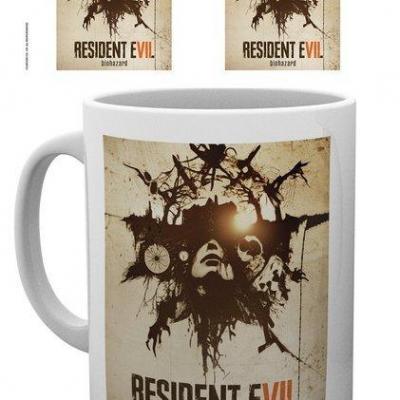 Resident evil talisman mug 315ml