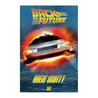Retour vers le futur great scott poster 61x91cm 1