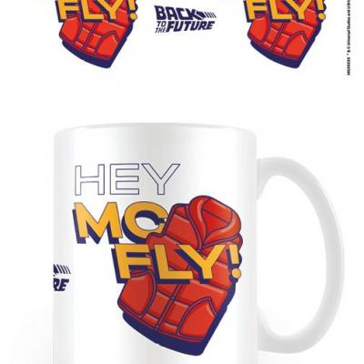 Retour vers le futur hey mcfly mug 315ml