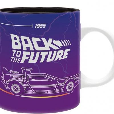 Retours vers le futur 1 21 giga watts mug 320 ml