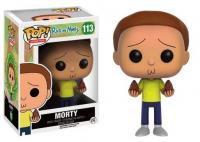 Rick morty bobble head pop n 113 morty 1