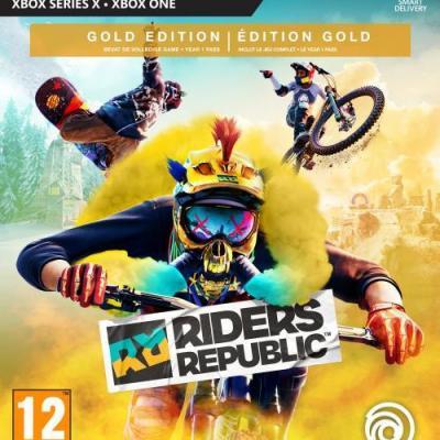 Riders republic gold xb one series x