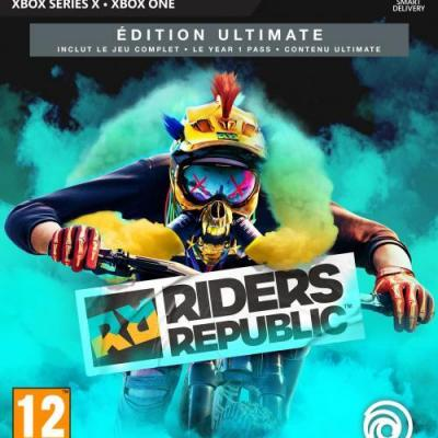 Riders republic ultimate xb one series x