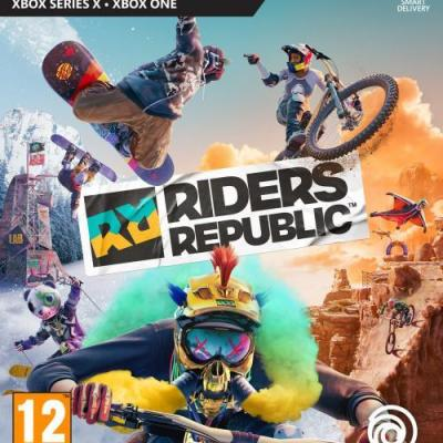 Riders republic xb one xb series x