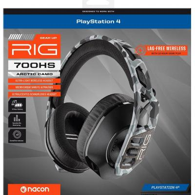 Rig 700 hs wireless headset arttic camo ps4 ps5