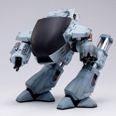 Robocop battle damaged ed209 figurine sonore exquisite mini 15cm
