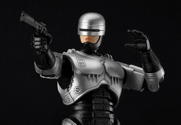 Robocop hagane works robocop figurine articulee 17cm 1