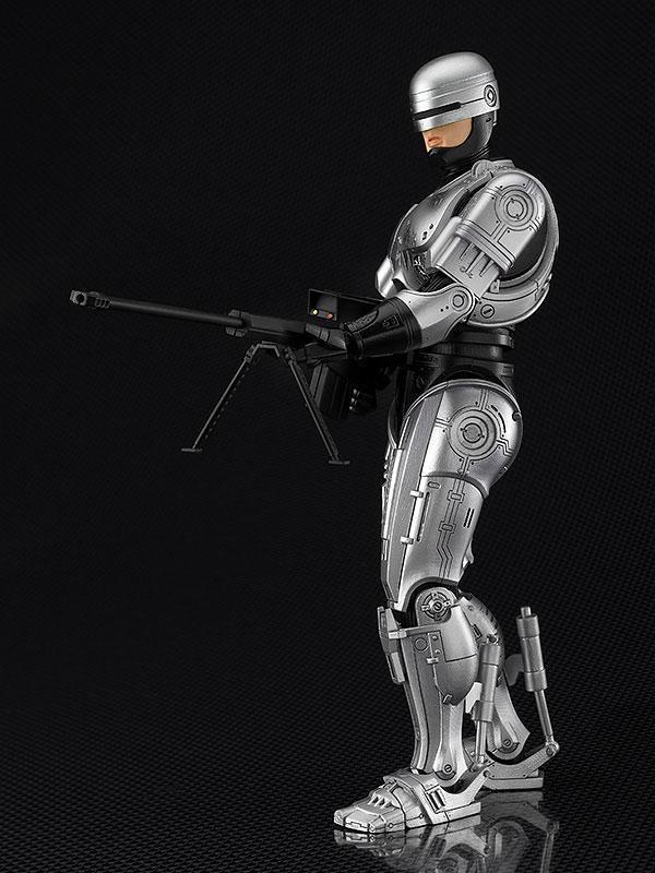 Robocop hagane works robocop figurine articulee 17cm 3