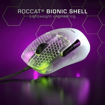 Roccat kone pro mouse white