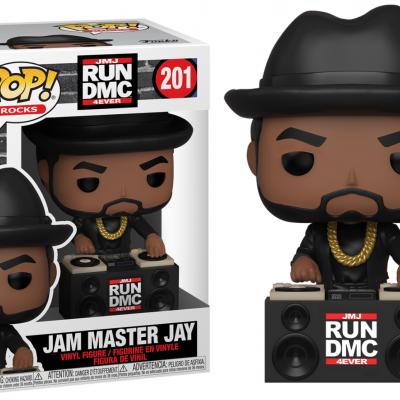 Run dmc bobble head pop n 201 jam masterjay