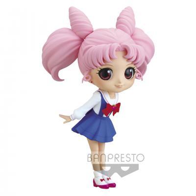 Sailor moon chibiusa figurine q posket 14cm