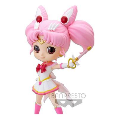 Sailor moon eternal chibi moon figurine q posket 14cm